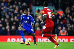 Daniel Amartey of Leicester City - Mandatory by-line: Matt McNulty/JMP - 30/12/2017 - FOOTBALL - Anfield - Liverpool, England - Liverpool v Leicester City - Premier League
