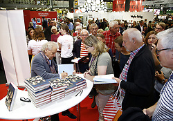 Autoren bei der Buchmesse in Göteborg / 240916 *** Herman Lindqvist at The Gothenburg Book Fair 2016, Gothenburg, Sweden 2016-06-24