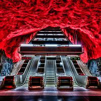 Gallery Lindén - Stockholm Metro Art