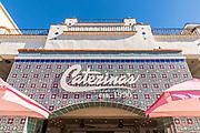 Caterina's Gelato Bar Signage