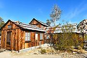 Main House at Keys Ranch in Joshua Tree National Park