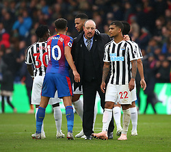 September 22, 2018 - London, England, United Kingdom - Newcastle United manager Rafael Benitez  .during Premier League between Crystal Palace and Newcastle United  at Selhurst Park Stadium , London , England on 22 Sept 2018. (Credit Image: © Action Foto Sport/NurPhoto/ZUMA Press)