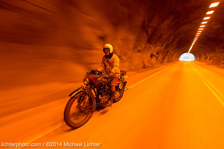 Time Travel. Niimi on the '15, CO. 2014<br /> <br /> Limited Edition Print from an edition of 20. Photo ©2014 Michael Lichter.