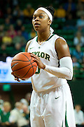WACO, TX - DECEMBER 18: Odyssey Sims #0 of the Baylor Bears shoots a free-throw against the Mississippi Lady Rebels on December 18 at the Ferrell Center in Waco, Texas.  (Photo by Cooper Neill) *** Local Caption *** Odyssey Sims