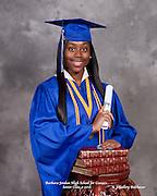 Jordan High School 2016 valedictorian Timeria Conley.