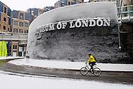 Museum of London, City, London, England, Britain 2 Feb 2009