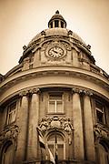 Classic architecture in downtown, Zagreb, Croatia