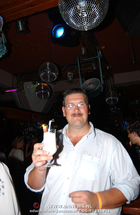 Miss Nederland 2003 reis Turkije, Edwin Janssen