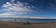 Mystic Beach on Vancouver Island, B.C.