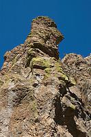 Rock spires in Sycamore Canyon, Coronado National Forest, Arizona