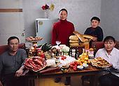 Hungry Planet: Mongolia
