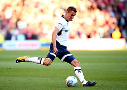 Jed Wallace of Millwall - Mandatory by-line: Robbie Stephenson/JMP - 04/08/2017 - FOOTBALL - The City Ground - Nottingham, England - Nottingham Forest v Millwall - Sky Bet Championship