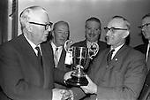 1963 - Irish National Insurance Company,  presentations of trophies
