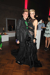AGYNESS DEYN and HENRY HOLLAND at the British Fashion Awards 2007 held at the Royal Horticultural Halls, Vincent Square, London on 28th November 2007.<br /><br />NON EXCLUSIVE - WORLD RIGHTS