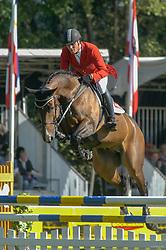 , Warendorf - Bundeschampionate 03 - 07.09.2003, Pearl Habour - Tebbel, Rene