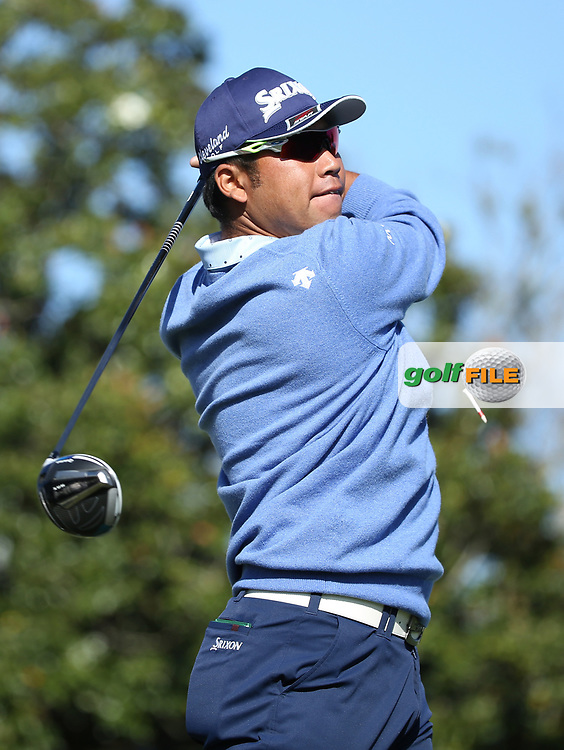 Hideki Matsuyama (JPN)during the 3rd round of the Arnold Palmer Invitational presented by Mastercard, Bay Hill, Orlando, Florida, USA. 07/03/2020.<br /> Picture: Golffile | Scott Halleran<br /> <br /> <br /> All photo usage must carry mandatory copyright credit (© Golffile | Scott Halleran)