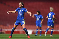 Football - 2021 / 2022 Women's Super League - Arsenal vs Chelsea - Emirates Stadium - Sunday 5th September 2021<br /> <br /> Chelsea FC Women's Melanie Leupolz.<br /> <br /> COLORSPORT/Ashley Western