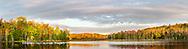 64776-01116 Red Jack Lake in fall Alger Co. MI