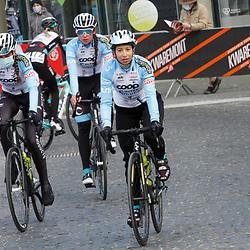 14-04-2021: Wielrennen: Brabantse Pijl women: Overijse: Emma Boogaard