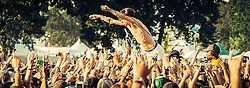 Cage The Elephant perform at The Bonnaroo Music and Arts Festival - 6/14/14