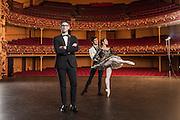 Francesco Ventriglia, artistic director of The Royal New Zealand Ballet.  Photo credit: Stephen A'Court.  COPYRIGHT ©Stephen A'Court
