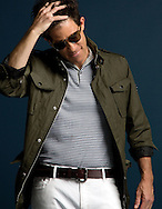 Larry Smith for the July Men's issue of Capital Style. (Will Shilling/Capital Style)