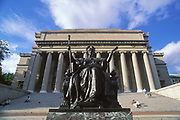 Alma Mater, Columbia University, Manhattan, New York