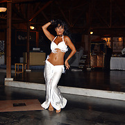 Miss Nederland 2003 reis Turkije, diner aan zee, hotel, buikdanseressen