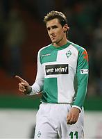 Fotball<br /> Bundesliga<br /> 04.02.07<br /> Werder Bremen - FC Schalke 04<br /> Miroslav Klose Werder<br /> DIGITALSPORT / NORWAY ONLY