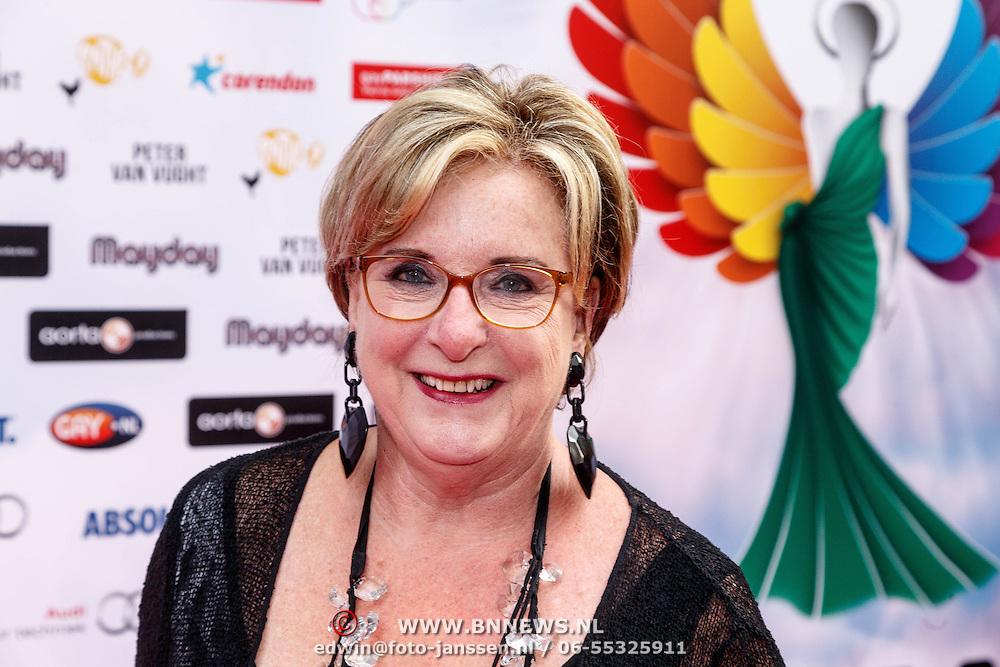 NLD/Amsterdam/20150629 - Uitreiking Rainbow Awards 2015, Catherine Keyl