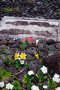 Charles Lindberg's Grave, Hana , Maui, Hawaii<br />