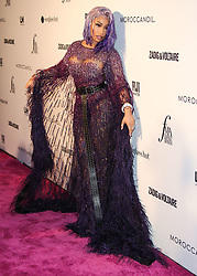 MANHATTAN, NEW YORK CITY, NY, USA - SEPTEMBER 06: Daily Front Row's 2018 Fashion Media Awards held at the Park Hyatt New York on September 6, 2018 in Manhattan, New York City, New York, United States. 06 Sep 2018 Pictured: Nicki Minaj. Photo credit: Image Press Agency/MEGA TheMegaAgency.com +1 888 505 6342