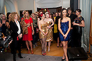 YASMIN LE BON;  GEORGINA CHAPMAN, Georgina Chapman and Stephen Webster celebrate her guest designer collection for Garrard. Albermarle St. London. 4 November 2009