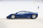 Image of a 1993 McLaren F1 XP4 prototype sports car