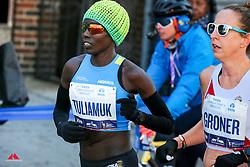 Aliphine Tuliamuk NAZ HOKA<br /> TCS New York City Marathon 2019
