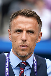 England head coach Phil Neville