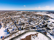 Broad Street - Guilford, CT from 425'