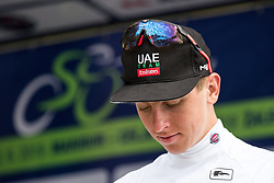 Tadej Pogacar (SLO) of UAE Team Emirates after 4th Stage of 26th Tour of Slovenia 2019 cycling race between Nova Gorica and Ajdovscina (153,9 km), on June 22, 2019 in Slovenia. Photo by Matic Klansek Velej / Sportida