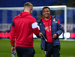 Niclas Eliasson of Bristol City arrives at the Macron Stadium ahead of the fixture with Bolton Wanderers - Mandatory by-line: Robbie Stephenson/JMP - 02/02/2018 - FOOTBALL - Macron Stadium - Bolton, England - Bolton Wanderers v Bristol City - Sky Bet Championship