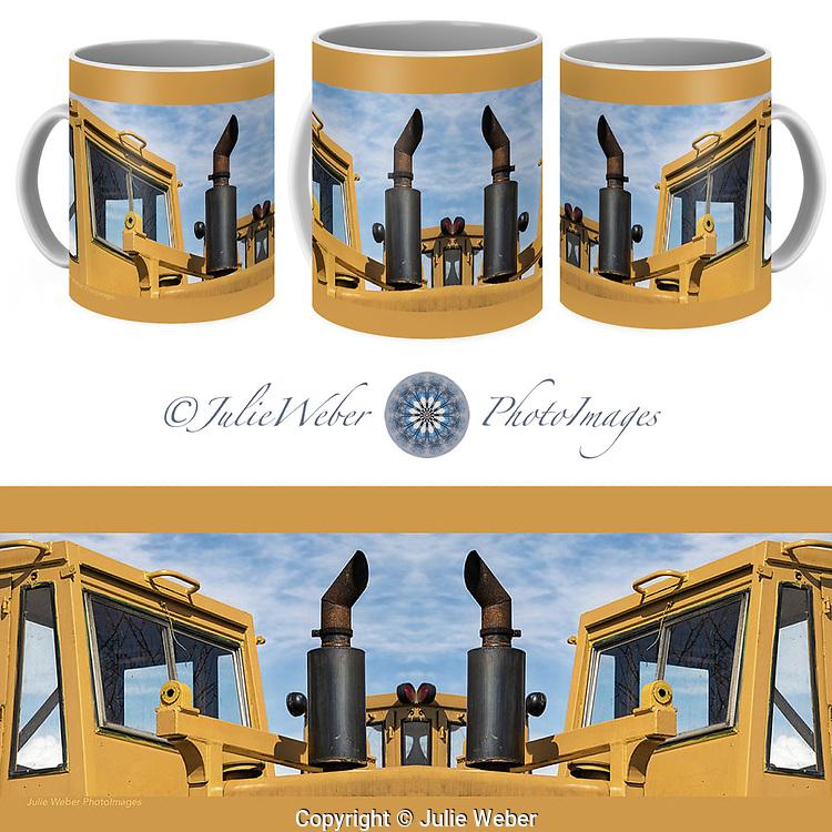 Coffee Mug Showcase  45 - Shop here: https://2-julie-weber.pixels.com/products/behemoth-julie-weber-coffee-mug.html