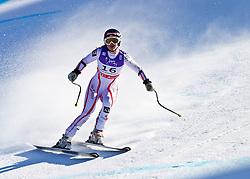 08-02-2011 SKIEN: FIS ALPINE WORLD CHAMPIONSSHIP: GARMISCH PARTENKIRCHEN<br /> Winner and World Champion, Elisabeth GOERGL (AUT) during Women Super G, Fis Alpine Ski World Championships in Garmisch Partenkirchen  <br /> **NETHERLANDS ONLY**<br /> ©2011-WWW.FOTOHOOGENDOORN.NL/NPH-J. Feichter