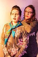 Annie Kasudluak and Eva Sandra Kasudluak