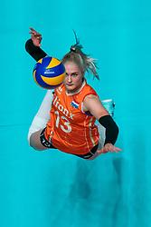 29-05-2019 NED: Volleyball Nations League Netherlands - Bulgaria, Apeldoorn<br /> Hester Jasper #13 of Netherlands