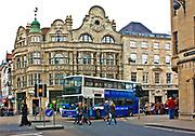 Oxford 2009-03-07. Centrum miasta