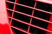Ferrari road car detail