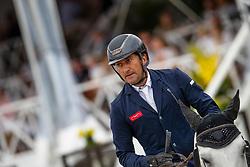 Bucci Piergiorgio, ITA, Cochello<br /> Grand Prix Rolex powered by Audi <br /> CSI5* Knokke 2019<br /> © Hippo Foto - Dirk Caremans<br /> Bucci Piergiorgio, ITA, Cochello