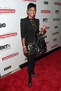 September 20, 2012- New York, New York:  Media Personality Jackie Reid attends the 2012 Urbanworld Film Festival Opening night premiere screening of  ' Being Mary Jane ' presented by BET Networks held at AMC 34th Street on September 20, 2012 in New York City. The Urbanworld® Film Festival is the largest internationally competitive festival of its kind. The five-day festival includes narrative features, documentaries, and short films, as well as panel discussions, live staged screenplay readings, and the Urbanworld® Digital track focused on digital and social media. (Terrence Jennings)
