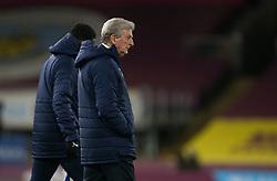 Crystal Palace manager Roy Hodgson - Mandatory by-line: Jack Phillips/JMP - 23/11/2020 - FOOTBALL - Turf Moor - Burnley, England - Burnley v Crystal Palace - English Premier League