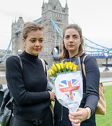 June 5, 2017 - London, Great Britain - London Bridge terror memorial service (Credit Image: © Aftonbladet/IBL via ZUMA Wire)