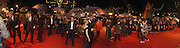 George Clooney, Jake Gyllenhaal. (winner of 'Best Supporting actor'), Heath Ledger and Michelle Williams,  arrive at the 2006 BAFTA Awards at the Leicester Square Odeon Cinema in London. 19 February 2006.  -DO NOT ARCHIVE-? Copyright Photograph by Dafydd Jones 66 Stockwell Park Rd. London SW9 0DA Tel 020 7733 0108 www.dafjones.com